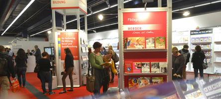 Foto: Peter Hirth/ Frankfurt Book Fair 2013