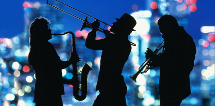 JAZZ MUSICIANS AGAINST CITY