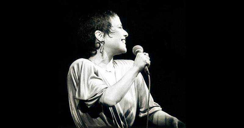 Elis Regina - Foto: Vinícius Muniz via Visual Hunt