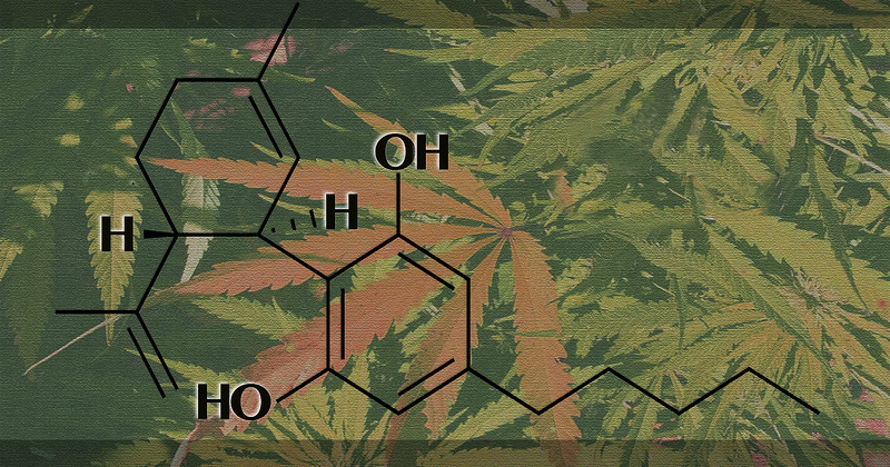 Cannabidiol - Foto: NIDA(NIH) via Visual Hunt