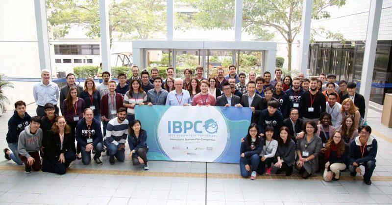 Imagem dos participantes do evento