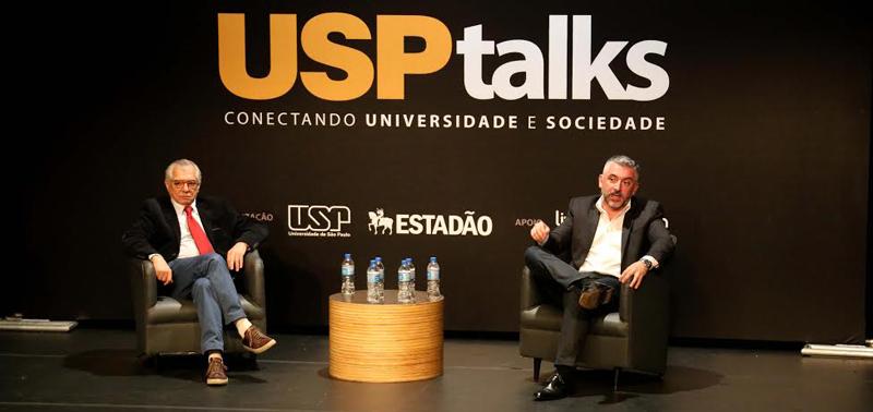 USPtalks sobre corrupção - Foto: Cecília Bastos/USP Imagens