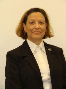 Profª Maria Alice Ferreira   Foto: Nilton Araújo do Carmo