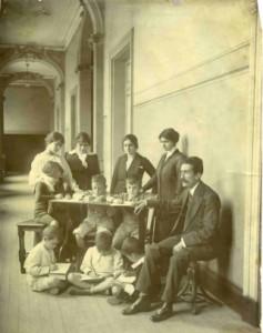 Laboratório de Pedagogia Experimental da Escola Secundária de São Paulo - Foto: Acervo do Museu de Psicologia