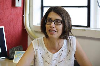 Para Maria Cristina, os desafios maiores não são técnicos - Foto: Assessoria de Comunicação do IFSC