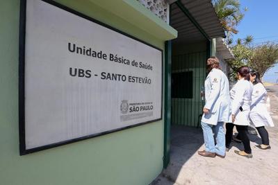 Uma das UBS onde será testado o aplicativo - Foto: Cecília Bastos/USP Imagens