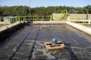 Exemplo de Estação de Tratamento de Água - Foto: Divulgação/Saeg Guaratinguetá