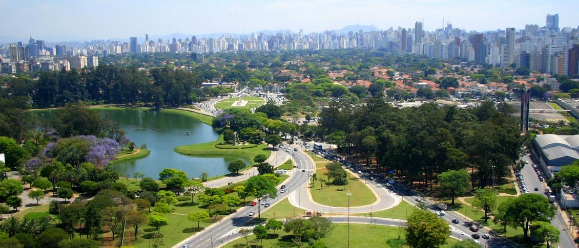 Resultado de imagem para parque ibirapuera
