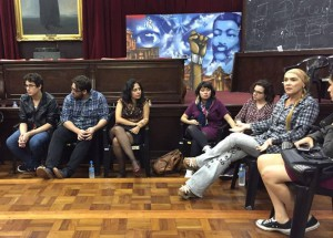 Grupo de Estudos em Direito e Sexualidade (GEDs) da Faculdade de Direito do Largo São Francisco - Foto: Divulgação