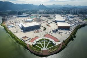 Visão geral do Parque Olímpico. Foto: André Motta/Brasil2016.gov.br