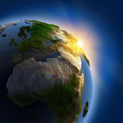 A origem da vida na superfície da Terra ainda é uma incógnita - Foto: Divulgação