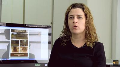 Cláudia Plens levantou todo o patrimônio arqueológico de Guarulhos – Foto: Youtube