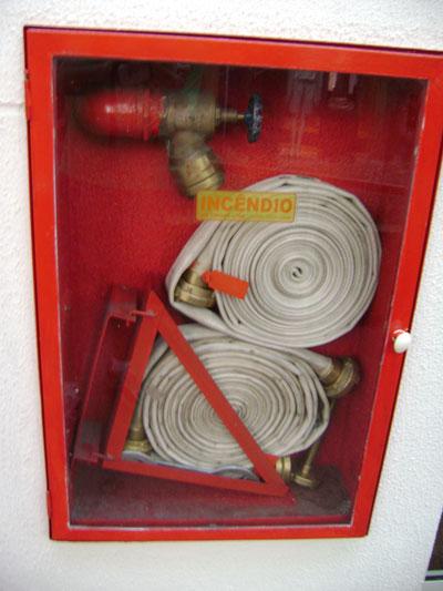 Combate a incêndio - Foto: Wikimedia Commons