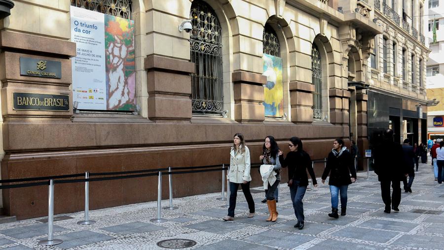 """Exposição O triunfo da cor """"O pós-impressionismo: obras-primas do Musée d'Orsay e do Musée de l'Orangerie"""" - Foto: Cecília Bastos/Usp Imagem"""