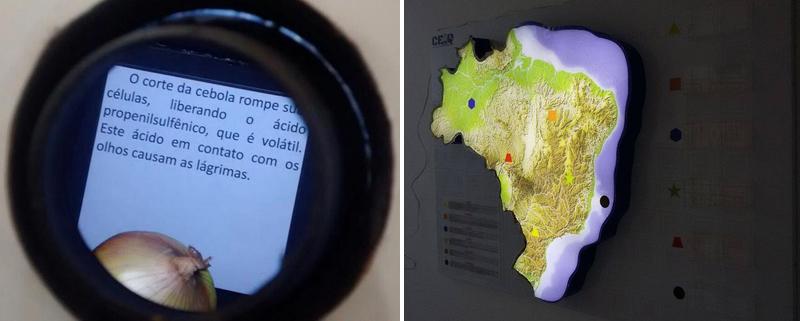 Fotos: Divulgação/CEIQ/FFLCRP