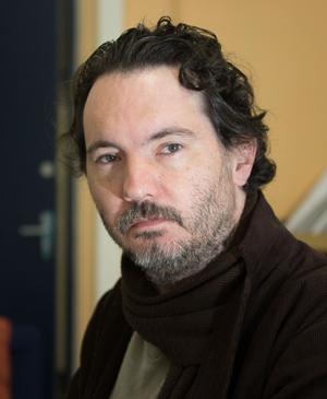 Jean Pierre Chauvin é professor de Cultura e Literatura Brasileira na ECA - Foto: Marcos Santos/USP Imagens