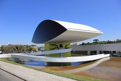 Museu Oscar Niemeyer (MON) - Foto: Wikimedia Commons