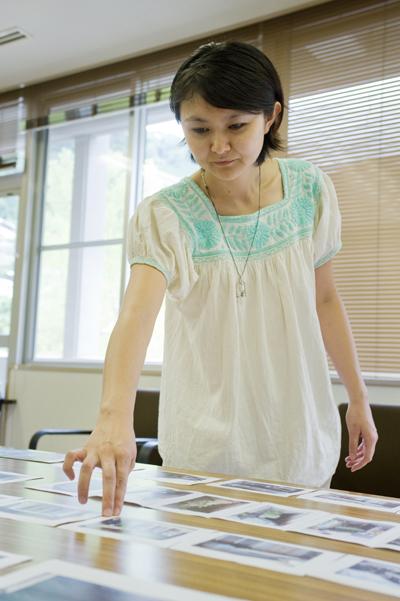 Yukie Hori - Foto: Keizo Konishi