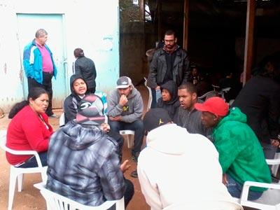As prioridades eram decididas em reuniões e assembleias de moradores - Foto: Arquivo pessoal de Carlos Filadelfo de Aquino