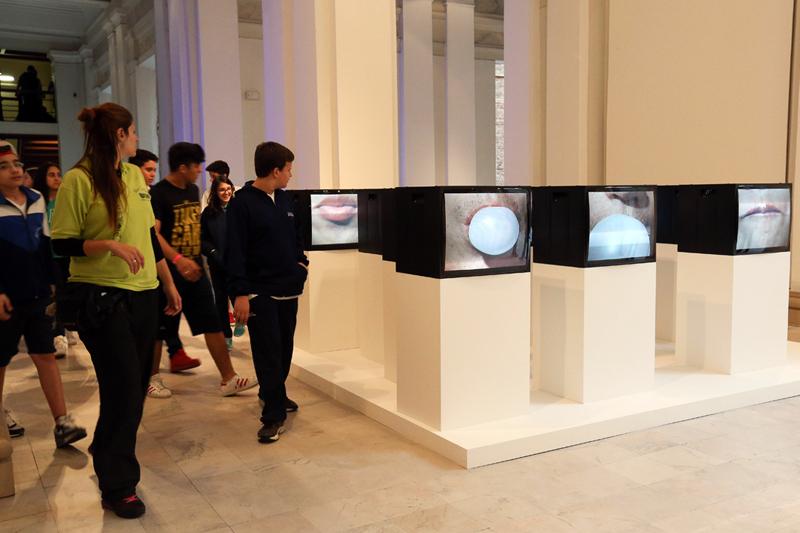 Exposição Fora da ordem – Obras da Coleção Helga de Alvear - Foto: Cecília Bastos/USP Imagens