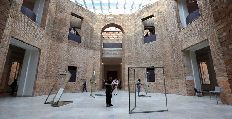 Pinacoteca recebe a Exposição Fora da ordem – Obras da Coleção Helga de Alvear - Foto: Cecília Bastos/USP Imagens