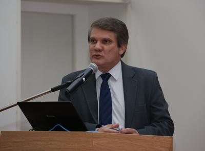 Antonio Carlos Hernandes, pró reitor de gradução da USP - Foto: Cecília Bastos