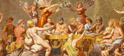"""Banquete"" de Platão - Foto: Wikimedia Commons"