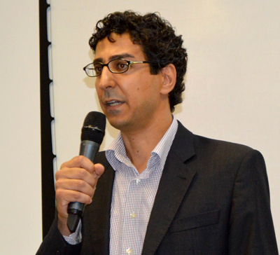 Professor Eduardo Zancul - Foto: Assessoria de Comunicação/Poli