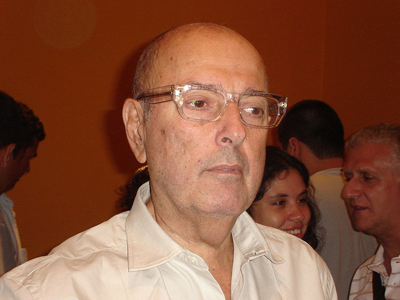 Héctor Babenco -Foto: Caio do Valle/Wikimedia Commons