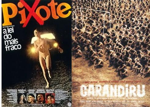 Pixote e Carandiru - Foto: