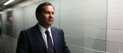 O Deputado Rodrigo Maia Presidente da Câmara dos Deputados Foto: Fabio Rodrigues Pozzebom/Agência Brasil