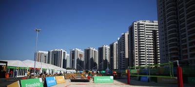 Abertura da Vila Olímpica Rio 2016 - Foto: Roberto Castro/ ME via Brasil2016