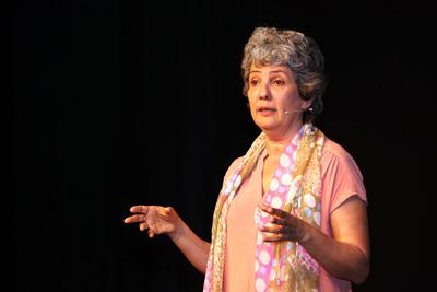 """Ana Flávia: """"A violência contra a mulher ainda é visto como um fato de segunda categoria"""" -"""