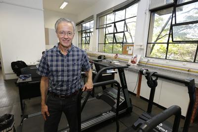 Professor José Eduardo Pereira Wilken Bicudo - Foto: Marcos Santos/USP Imagens