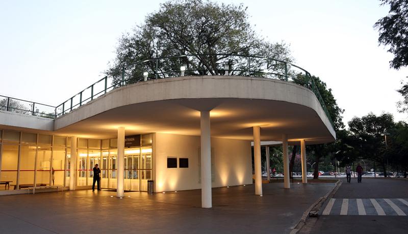 Museu de Arte Conteporânea - Foto Cecília Bastos/USP Imagens