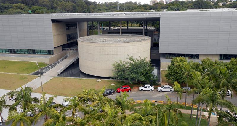 Biblioteca Brasiliana Guita e José Mindlin - Foto: Francisco Emolo/Arquivo Jornal da USP