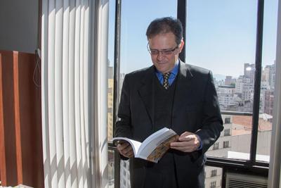José Maurício Conti, juiz do Tribunal de São Paulo e professor de Direito Financeiro da Faculdade de Direito da USP - Foto: Marcos Santos/USP Imagens