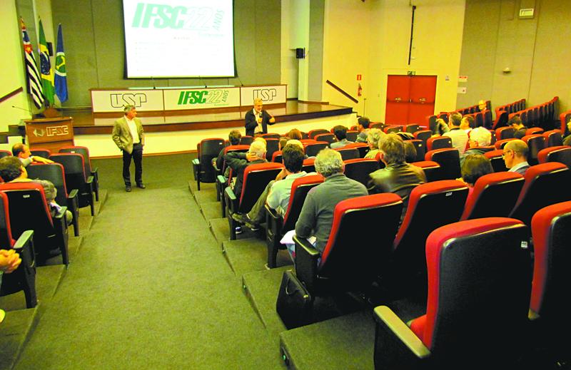 Apresentação CPA em São Carlos - Foto: Tatiana Spina/IFSC