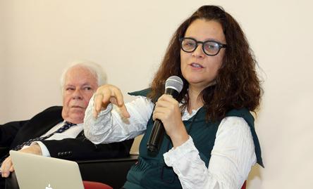 Katia Valéria Maciel Toledo - Foto: Marcos Santos/USP Imagens