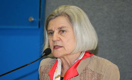 Barbara Freitag Rouanet - Foto: Marcos Santos/USP Imagens