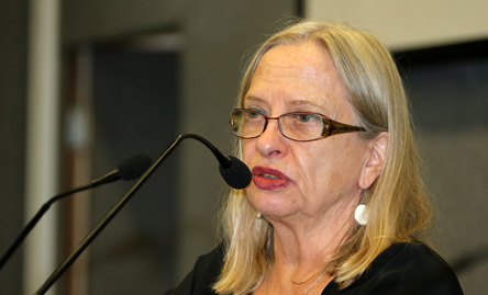 Jeanne Marie Gagnbin de Bons - Foto: Marcos Santos/USP Imagens