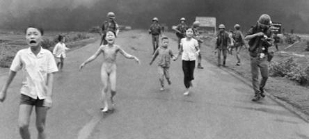 """The Terror of War"" por Nick Ut / The Associated Press via Wikimedia Commons"