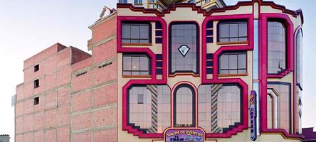 Arquitetura em El Alto, na Bolívia - Foto: Tatewaki Nio