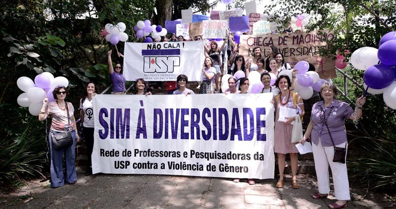 Foto: Facebook/USP Não Cala