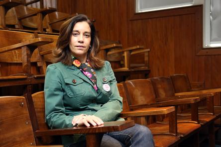 Marcia Thereza C. Falcão, professora do Departamento de Medicina Preventiva, da Faculdade de Medicina Foto: Cecília Bastos/Usp Imagens