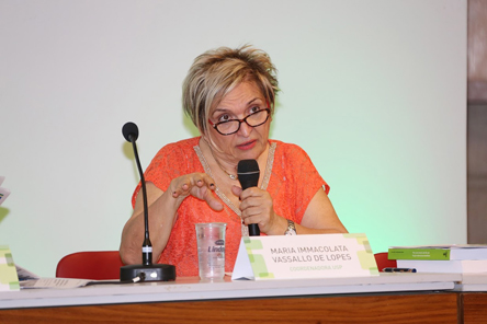 Maria Immacolata V de Lopes - Foto: Marcos Santos/USP Imagens
