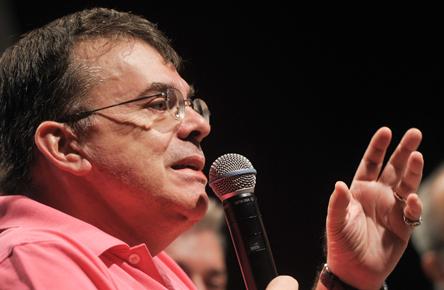 Walcyr Carrasco - Foto: Divulgação/Globo-Universidade