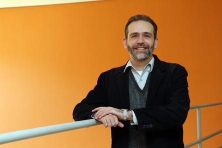 Luciano Antonio Digiampietri é professor pesquisador em Sistemas de Informação na Escola de Artes, Ciências e Humanidades - Foto: Cecília Bastos/Usp Imagens