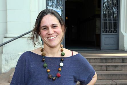 Maria Fernanda Tourinho Peres - Foto: Marcos Santos/USP Imagens