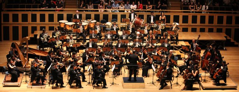OSUSP na Sala São Paulo sob a regência do maestro Wagner Polistchuk - Foto: Divulgação/OSUSP